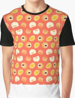 Traditional Chinese Desserts Graphic T-Shirt