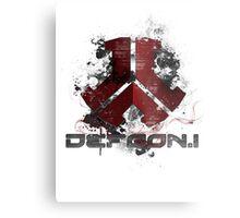 Defqon.1 Creative Logo Metal Print