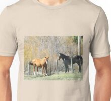 Flirting Unisex T-Shirt