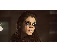 Octavia from the 100 Photographic Print