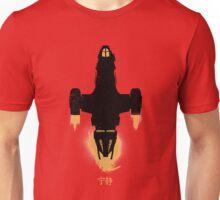 Big Damn Heroes - Updated Firefly / Serenity Silhouette Unisex T-Shirt