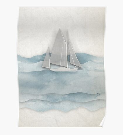 The Floating Ship Poster