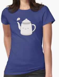 Teapot  Womens Fitted T-Shirt