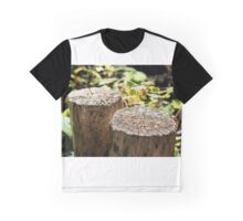 Wooden trunks Graphic T-Shirt