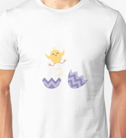 Hatched Duckling Unisex T-Shirt
