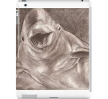 Happy Beluga iPad Case/Skin