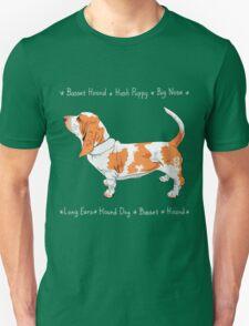 dog Basset Hound T-Shirt