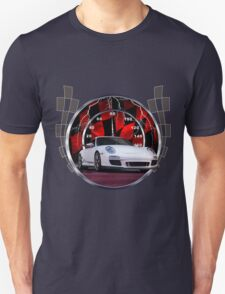 Sports cars and racing  Unisex T-Shirt