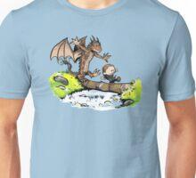 Draco and Bowen Unisex T-Shirt