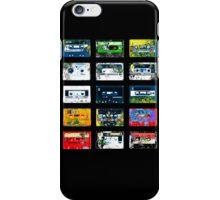 Damaged tapes 2 iPhone Case/Skin