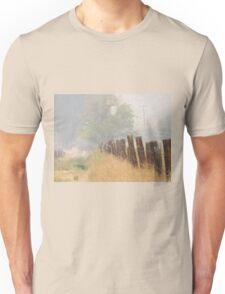 Fence Line Unisex T-Shirt