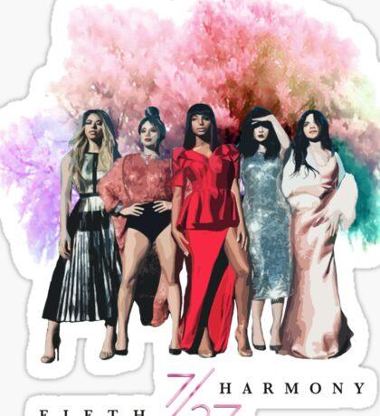 Fifth Harmony ~ 7/27 (Nature) Sticker