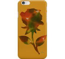 Flower art 41C iPhone Case/Skin