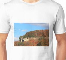Niagara Escarpment covered by trees. Unisex T-Shirt