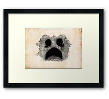 Now Real Framed Print