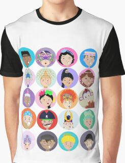 Soundsational Graphic T-Shirt