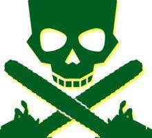 Certified Badass Arborist Sticker