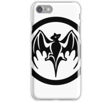 Bacardi bat Logo  iPhone Case/Skin
