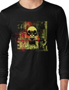 Post apocalyptic dreams Long Sleeve T-Shirt