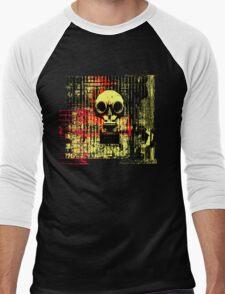 Post apocalyptic dreams Men's Baseball ¾ T-Shirt