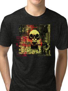 Post apocalyptic dreams Tri-blend T-Shirt
