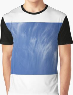 Clouds on the sky. Graphic T-Shirt