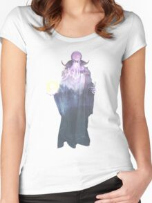 Mind Flayer (Illithid)  Women's Fitted Scoop T-Shirt