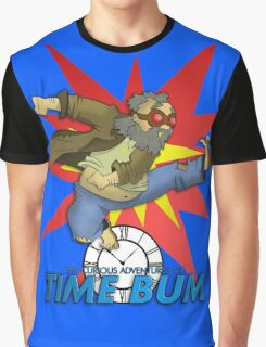Time Bum Graphic T-Shirt