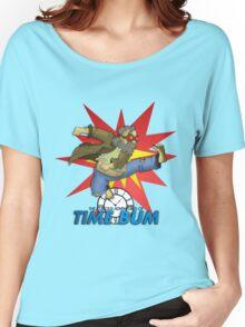 Time Bum Women's Relaxed Fit T-Shirt