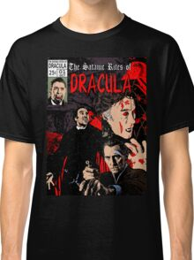 The Satanic Rites of Dracula Classic T-Shirt
