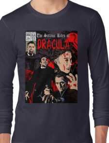 The Satanic Rites of Dracula Long Sleeve T-Shirt