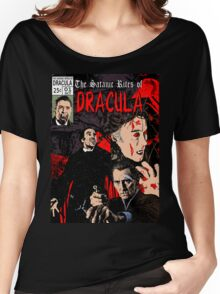 The Satanic Rites of Dracula Women's Relaxed Fit T-Shirt