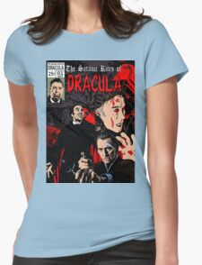The Satanic Rites of Dracula Womens Fitted T-Shirt