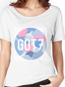 GOT7 - FLIGHT LOG Women's Relaxed Fit T-Shirt