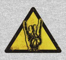 Heavy metal warning One Piece - Long Sleeve