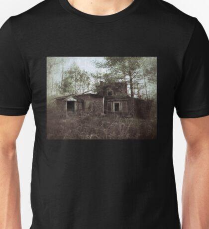 Crumbling House Unisex T-Shirt