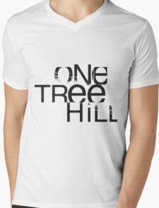one tree hill logo Mens V-Neck T-Shirt