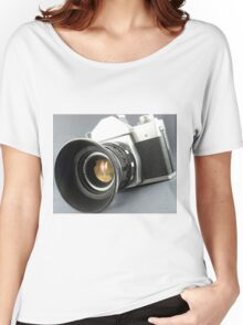 Photographic camera Women's Relaxed Fit T-Shirt