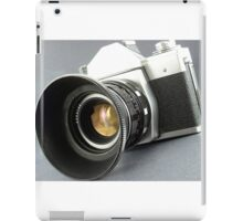 Photographic camera iPad Case/Skin