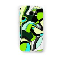 Retro Green Samsung Galaxy Case/Skin