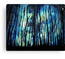 Fairy Forest Canvas Print