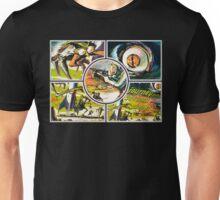 Retro Sci-fi Unisex T-Shirt