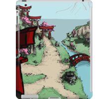 Blossom Village iPad Case/Skin