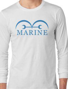 One Piece Marine Long Sleeve T-Shirt