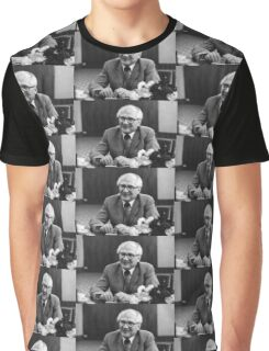 Erich Honecker Graphic T-Shirt