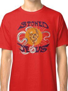 Stoned Jesus Artwork Classic T-Shirt