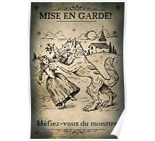 Loup Garou Poster