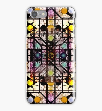 Cathedral seven iPhone Case/Skin