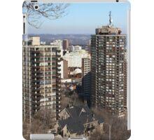 Hamilton, Ontario, Downtown iPad Case/Skin