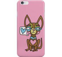 El Trio Chihuahua iPhone Case/Skin